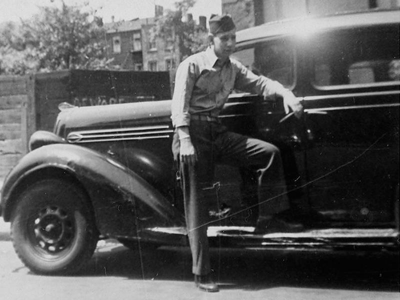 ray strauber 1946